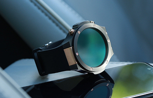 Microwear H2 Android Smart Watch