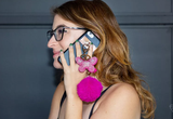 The key to a fresh phone case is a swappable charm